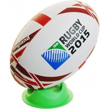 Мяч для регби GILBERT RWC2015 England Flag р.5