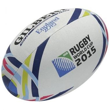 Мяч для регби GILBERT RWC 2015 England р.5
