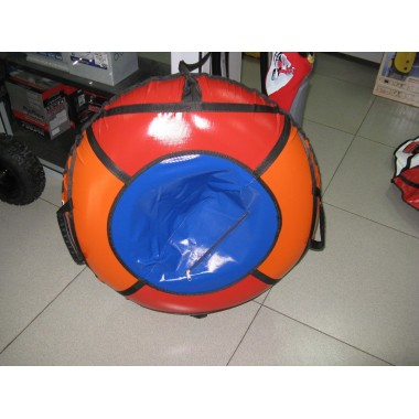 Надувные санки (тюбинг) BOLK BK006R-STANDARD - надувные санки до 80кг 85см