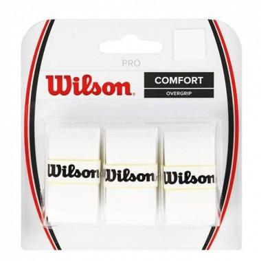 Овергрип Wilson Pro Overgrip арт. WRZ4014WH 3 шт. белый