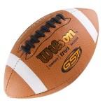 Мяч для американского футбола WILSON GST Official Composite арт.WTF1780XB