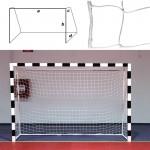 Сетка для гандбола/футзала FS№H3.2/0815  белая