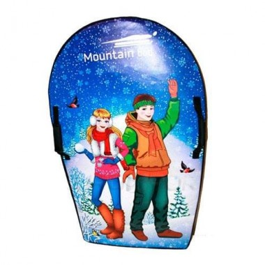 Санки для катания с горы малые СЛ312