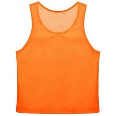Манишка сетчатая Мини (оранжевый)