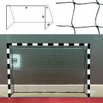 Сетка для гандбола/футзала арт.FS№H3.2/0810B черный