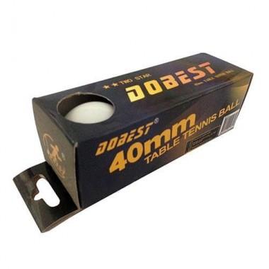 Мяч для настольного тенниса DOBEST BA-01 ** 3шт/уп