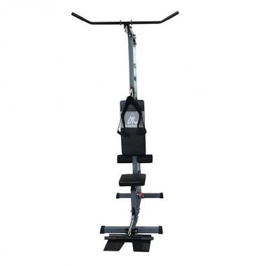 Тренажер для спины DFC HOMEGYM HM018 тяга сверху/снизу