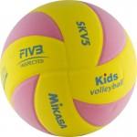 Мяч волейбольный MIKASA SKV5-YP р. 5