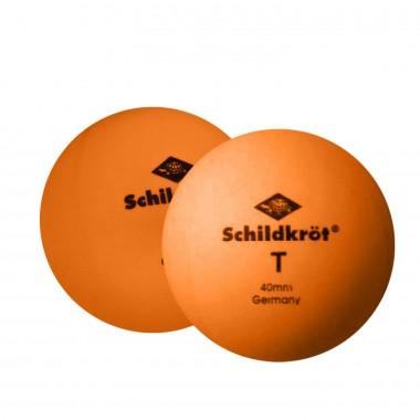 Мячики для н/тенниса Donic 1T-TRAINING 6 штук оранжевый