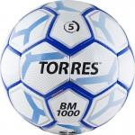 Мяч футбольный Torres BM 1000 р.5 арт.F30625