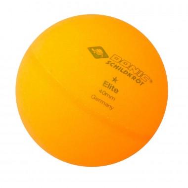 Мячики для н/тенниса Donic ELITE 1 6 шт. оранжевый