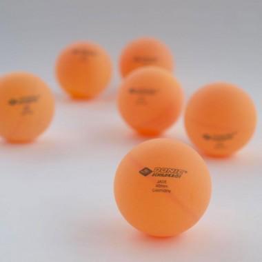 Мячики для н/тенниса Donic JADE 6 шт. оранжевый
