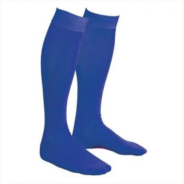 Гетры футбольные синие р. 36-38