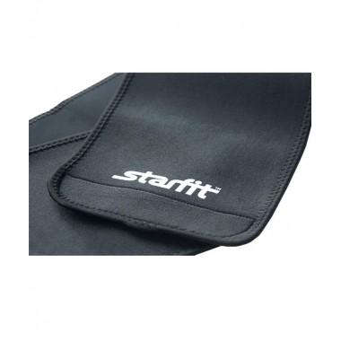 Пояс для похудения STARFIT SU-202 неопреновый 100x20 см черный