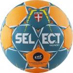 Мяч гандбольный SELECT Mundo Junior (р.2) арт.846211-446