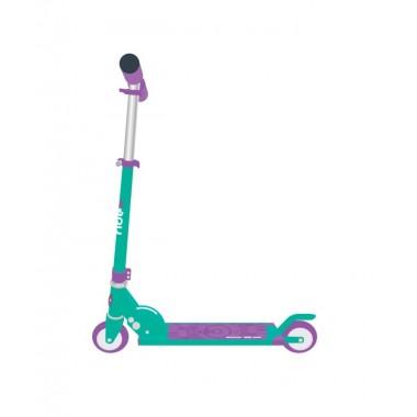 Самокат 2-колесный Ridex Sonic 100 мм фиолетовый
