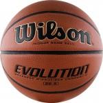 Мяч баскетбольный WILSON Evolution арт.WTB0586 р.6