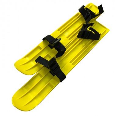 Мини-лыжи пластмассовые 64 см