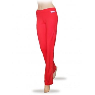 Брюки женские для фитнеса Kampfer Flame red