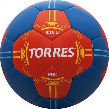 Мяч гандбольный Torres PRO арт.H30063  р.3