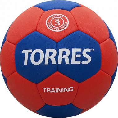 Мяч гандбольный Torres Training арт.H30053  р.3