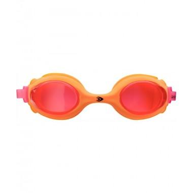 Очки для плавания детские LongSail Kids Marine L041020 желтый/красный