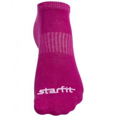 Носки низкие StarFit SW-205 р.39-42 2 пары мятный/фуксия