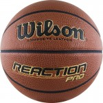 Мяч баскетбольный WILSON Reaction PRO р.7 арт.WTB10137XB07