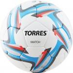 Мяч футбольный Torres Match арт.F31824 р.4