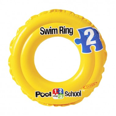 Круг 58231EU Deluxe Swim Ring Pool School Step 2 51 см (от 3-6 лет)
