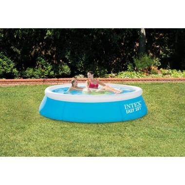 Надувной бассейн Intex 28101NP Easy Set 183х51см