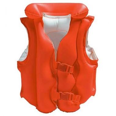 Жилет надувной плавательный Intex 58671NP Deluxe Swim Vest (3-6 лет)