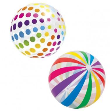 Надувной мяч Intex 59065NP Jumbo Ball (107см, 3+)