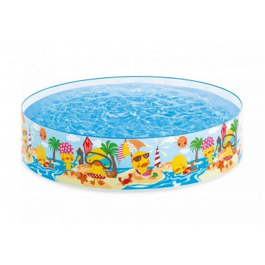 Детский каркасный бассейн Intex 58477