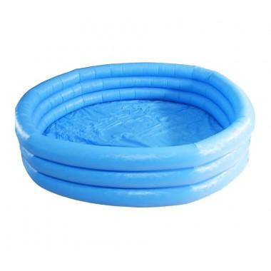 Надувной бассейн для детей Intex Crystal Blue Pool 58446NP (147х33см) 3+