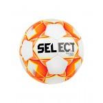 Мяч футзальный Select Futsal Copa 850318 р.4, белый/оранжевый/желтый