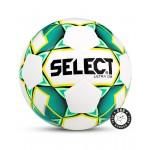 Мяч футбольный Select Ultra DB 810218 р.5 белый/зеленый/желтый/черный