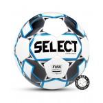 Мяч футбольный Select Contra 812317 р.5 белый/синий/серый/черный