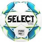 Мяч футзальный SELECT Futsal Super FIFA арт.850308-102 р.4