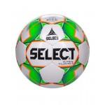 Мяч футзальный Select Talento 852615 U-9 р.2 (белый/зеленый/оранжевый)