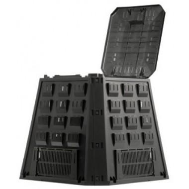 Компостер Prosperplast Evogreen 420 л чёрный (простая упаковка)