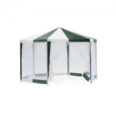 Тент садовый из полиэтилена Green Glade арт.1001 (2x2x2x2,6м)