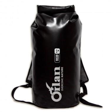 Гермомешок-рюкзак ORLAN DRY BAG Экстрим 130л Черный