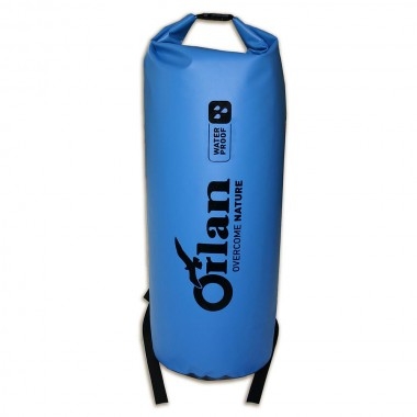Гермомешок-рюкзак ORLAN DRY BAG Экстрим 60л Голубой