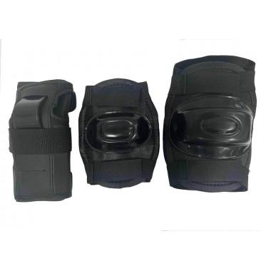Защита локтя, запястья, колена Action PW-305 р.M
