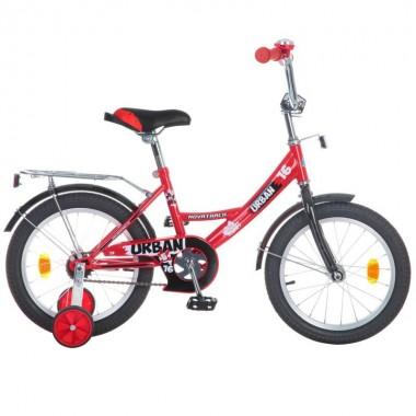 Велосипед детский Novatrack Urban 12 (2019) красный (124URBAN.RD9)