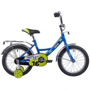Велосипед детский Novatrack Urban 12 (2019) синий (124URBAN.BL9)