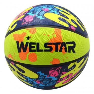 Мяч баскетбольный Welstar BR2814D-7 р.7
