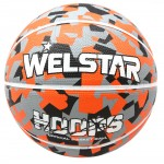 Мяч баскетбольный Welstar BR2843-1 р.7