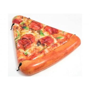 Надувной матрас плот Intex 58752 Пицца (175x145см)